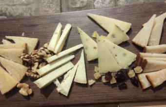 Los quesos de El Librero Tapas y Queso