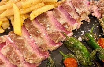 La comida asturiana de El Sella