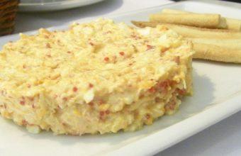 La ensaladilla de bogavante del restaurante Alhucemas