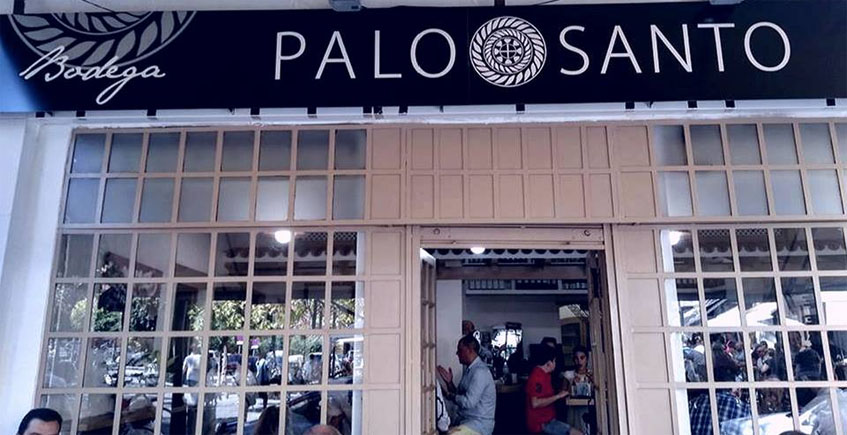 Bodega Palo Santo