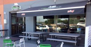 Imagen exterior del establecimiento. Foto: Cedida por Marys Place