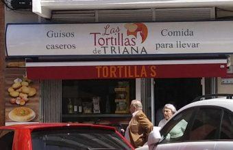 Las tortillas de Triana