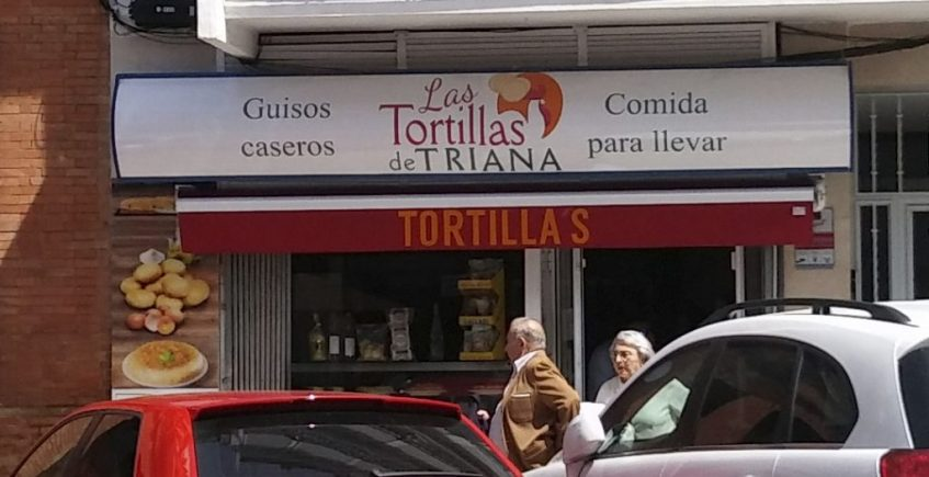 Las tortillas de Triana