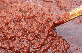 Fritá de tomate al estilo de Los Palacios