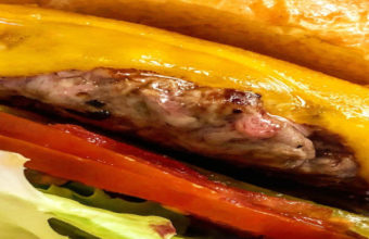 La hamburguesa de Hummo
