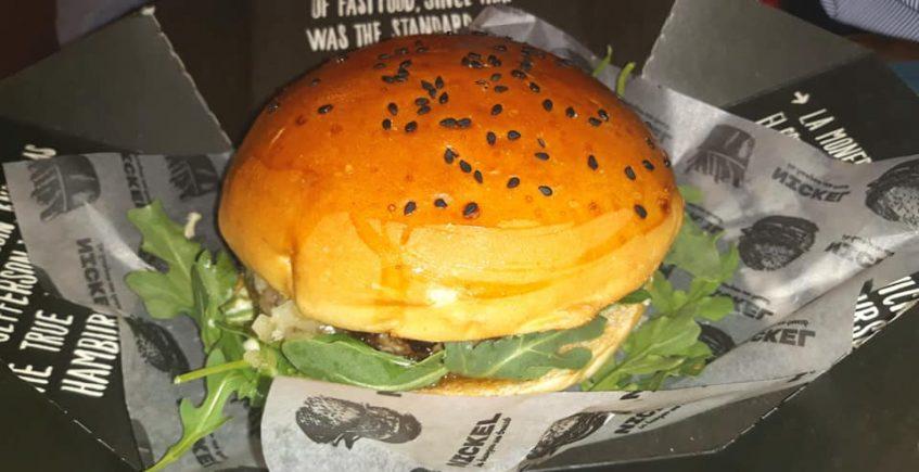 La hamburguesa de Nickel