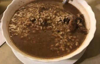 El arroz con pato de Casa Paco