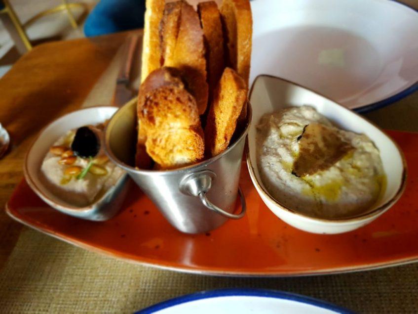 Hummus del Burro