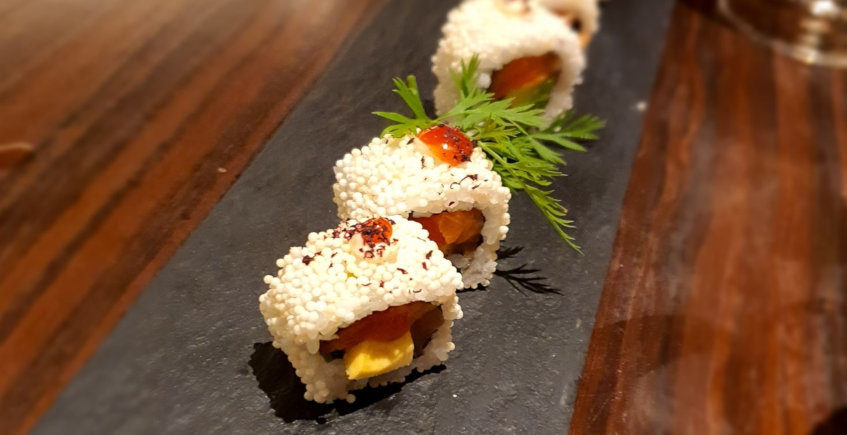 La cocina japonesa de Iki Matsuri