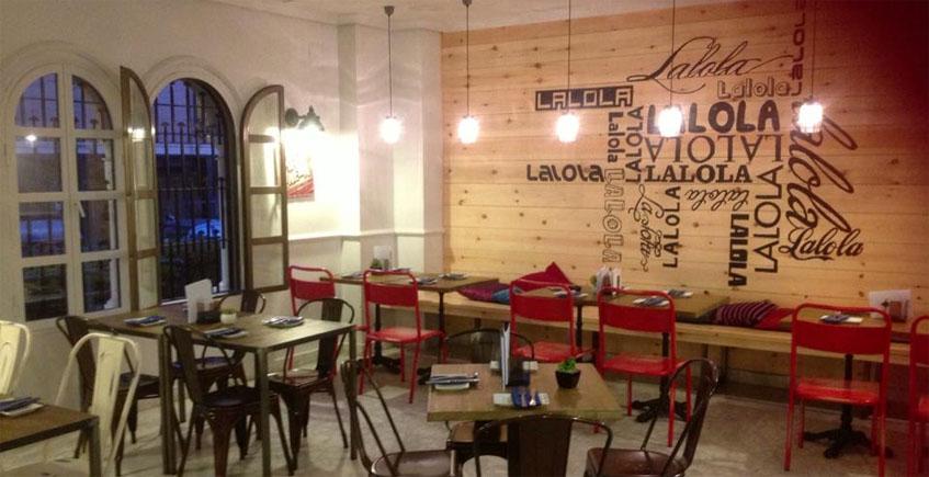 Reapertura LaLola Restaurante