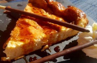 La tarta de queso de La Gélida