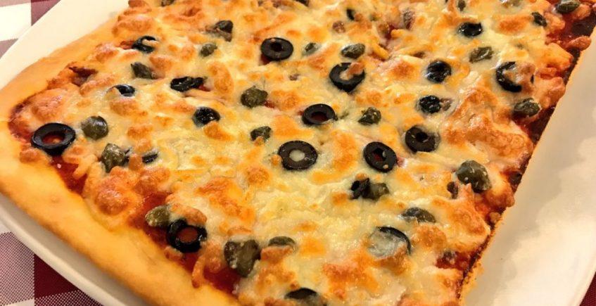 Las pizzas de La Toscana