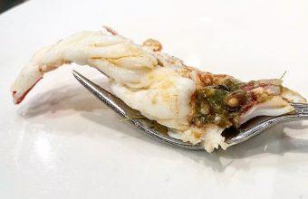 Los langostinos de Huelva a la plancha de Jaylu