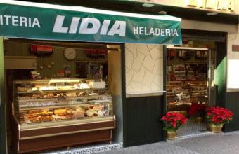 Confitería Lidia