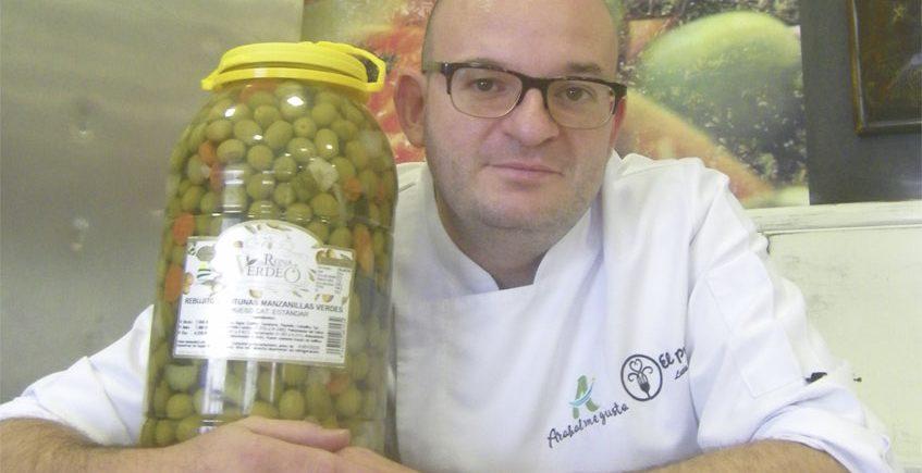 Masterclass online solidaria del chef Luis Portillo
