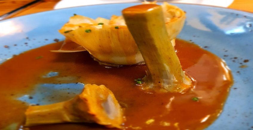 Los platos de Maquila Bar