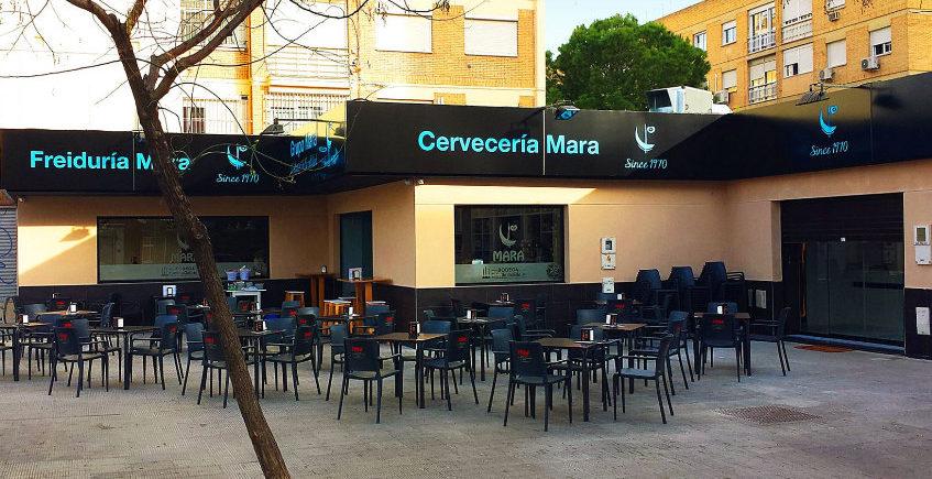 Cervecería freiduría Mara