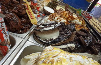 La Creme Pastelería Heladería