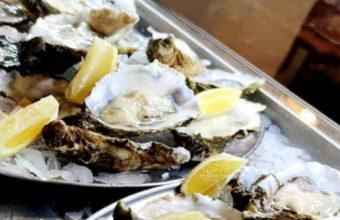 Las ostras de la Champanería de Feria.