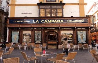 La palmera de chocolate de La Campana