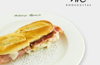El piripi de la Bodeguita Antonio Romero