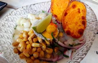La cocina peruana de Pisco Tapas