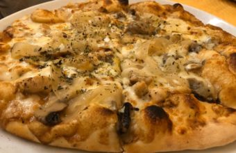 La pizza Oporto del restaurante Pizzaiolo