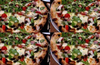 Las pizzas de Amici Miei