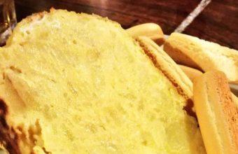 El tortillón de la taberna Azahar
