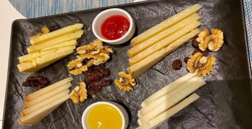 La tabla de quesos payoyos de Recoveco