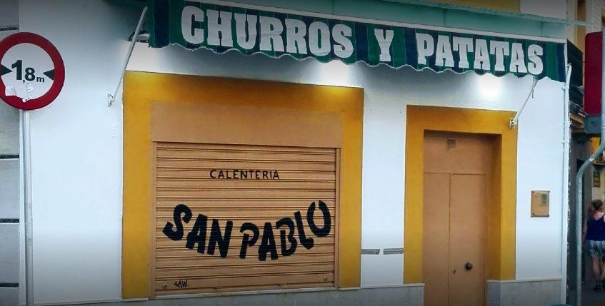 Churrería San Pablo
