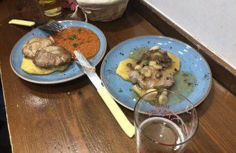 El solomillo al whisky de Casa Paco El Buen Comer