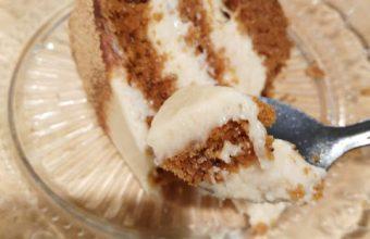 La tarta de zanahoria de la Cacharrería