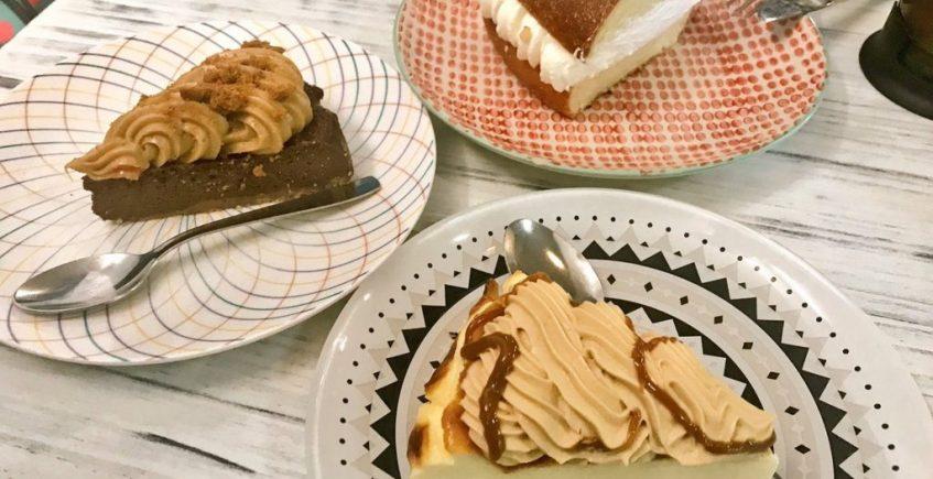Las tartas de Lalita Café