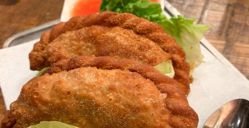 Las empanadas criollas de Torres y García