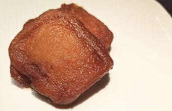 La torrija de moscatel y miel de Robles