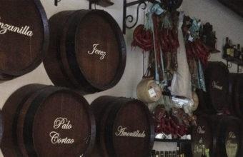 Los Vinos de Sacrístia de la Taberna Manolo Cateca