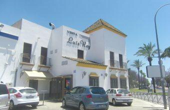 Vista exterior de la Venta Luis Rey. Foto: Cosasdecome