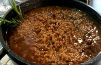 El arroz con pato de Ardea Purpurea