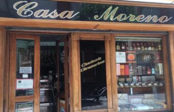 Los desayunos de Casa Moreno