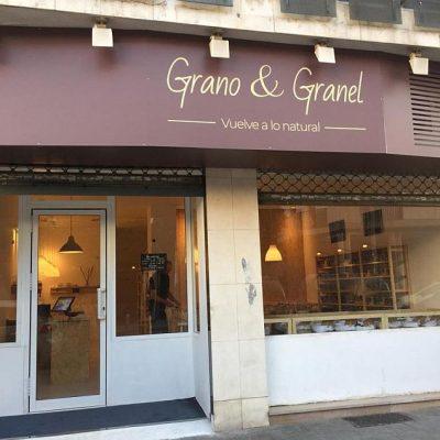 Exterior de Grano & Granel.