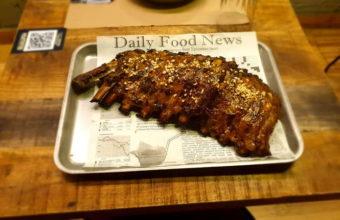 Las carnes a la brasa de Hummo