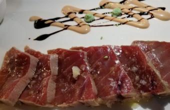 El tataki de atún rojo de Manolo Mayo