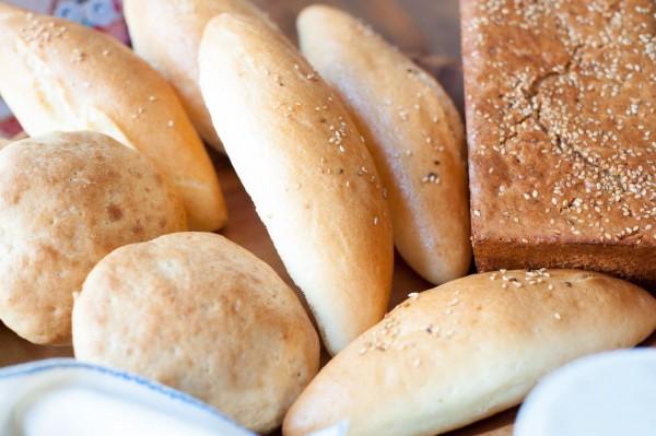 Pan sin gluten. Foto cedida por el establecimiento.