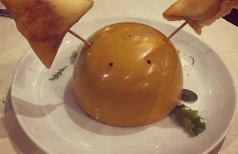 Las piruletas de langostino y queso de Zarandaja