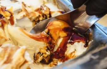 Los helados de la Heladería Rayas