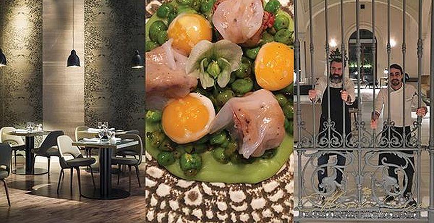 Cena a 4 manos con los chefs sevillanos Rafa Zafra y Rafa Liñán