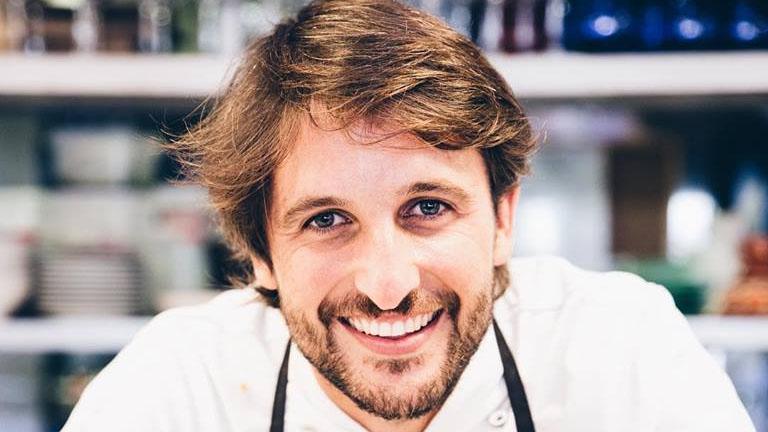 El cocinero Alex Alcántara. Foto: Cedida por el establecimiento