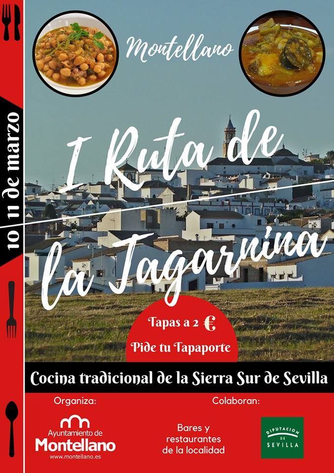 CARTEL RUTA TAGARNINA