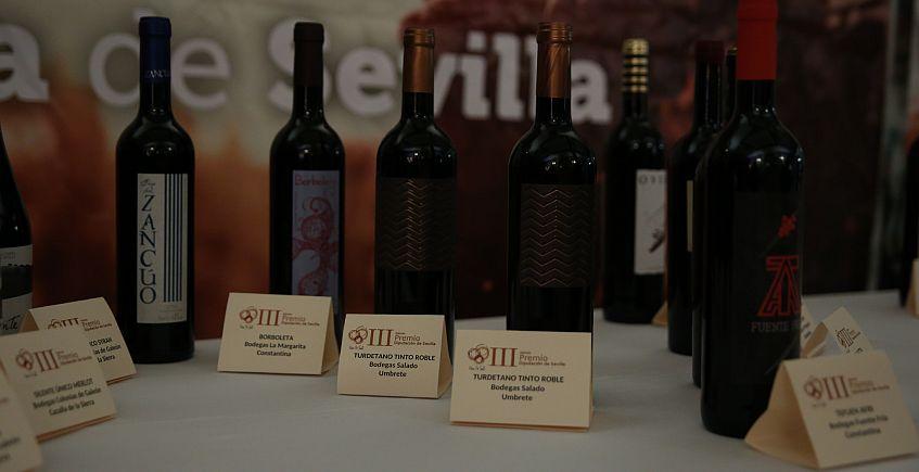 Bodegas F. Salado consigue tres de los cuatro premios Vinos de la Provincia de Sevilla